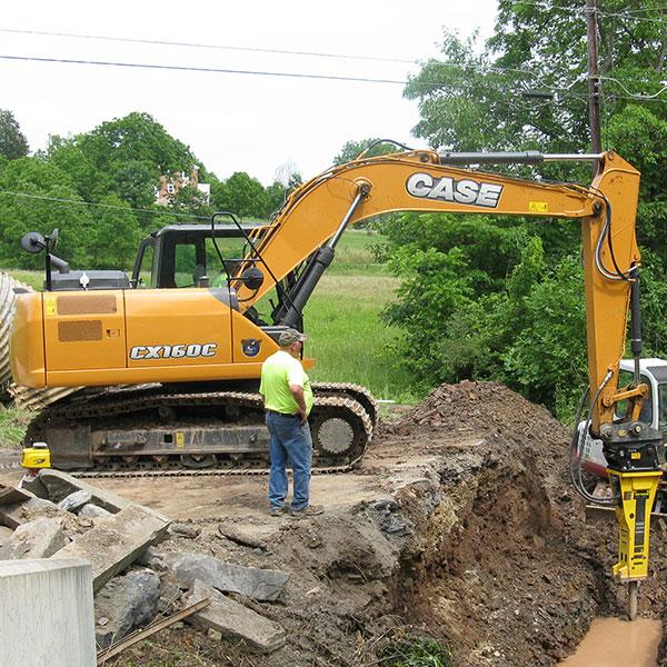 Case-CX160C-Crawler-Excavators